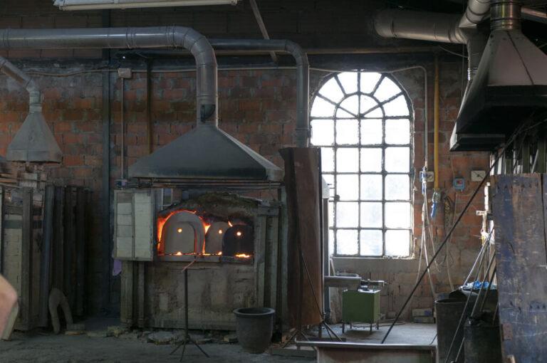 Murano, burano e torcello: fornace Murano