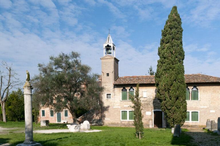 Murano, burano e torcello: museo provinciale Torcello