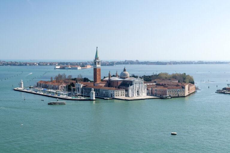 Tra le isole segrete di venezia san giorgio maggiore