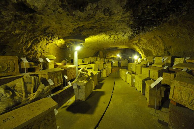 Un giro attorno a chiusi: museo La Città sotterranea