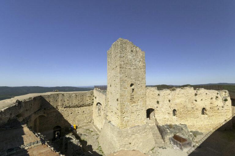 Weekend tra volterra e la val di cecina: • Rocca Sillana a Pomarance