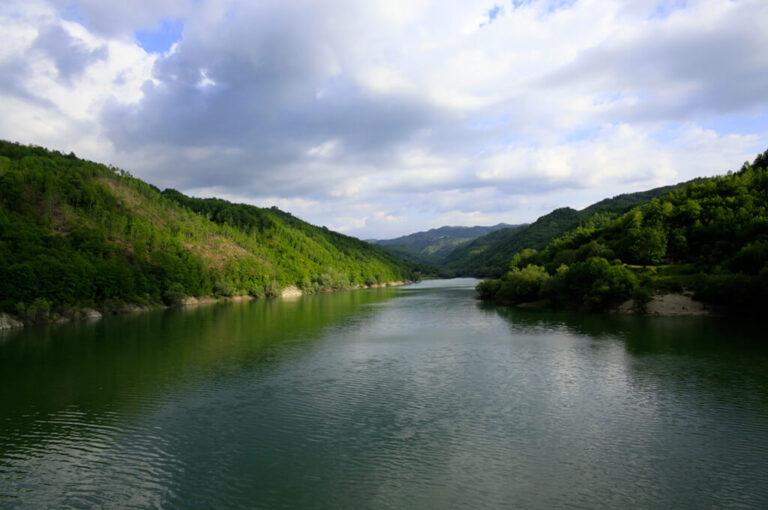 Camper rieti: lago del Salto