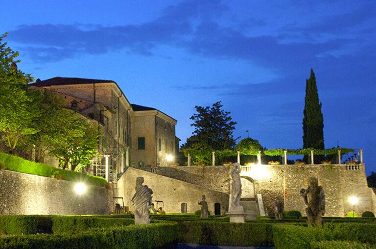 Volta mantovana: notturno a palazo Gonzaga