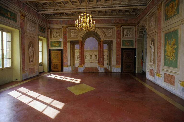 Volta mantovana; palazzo Gonzaga